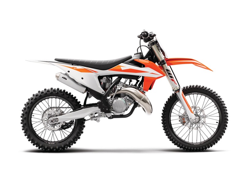 PARTS BY KTM MODEL