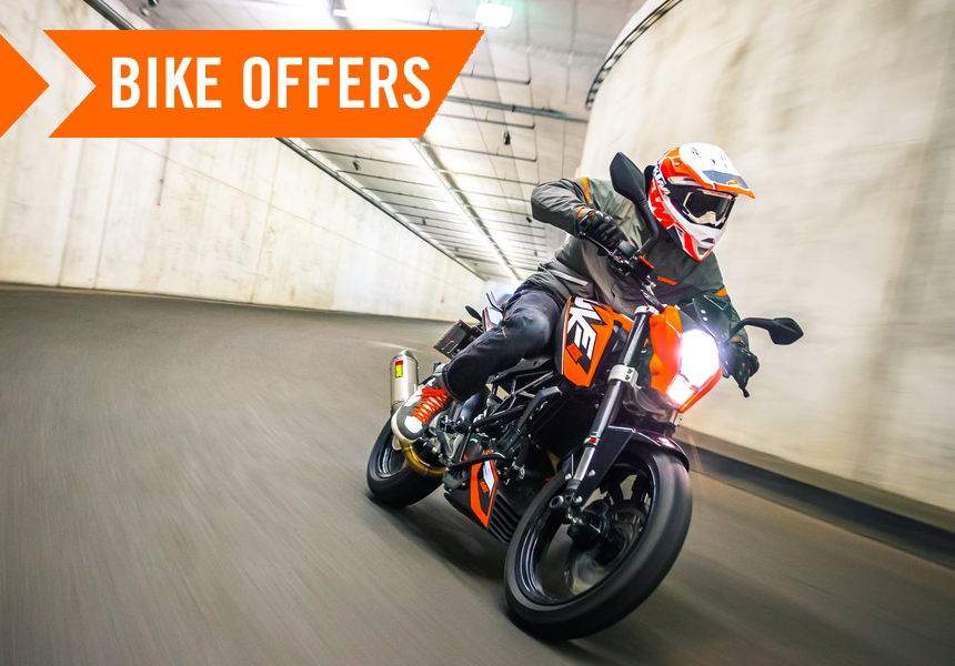 CURRENT BIKE OFFERS