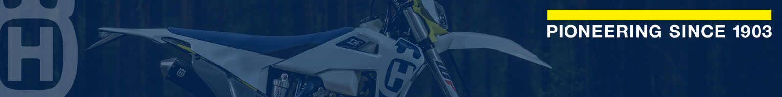 HUSQVARNA BLUE GOODIES
